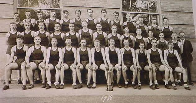 1938 WHS Track Team