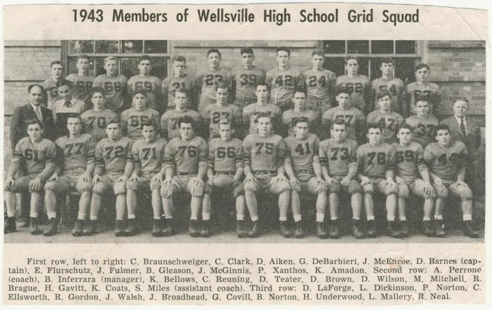 1943 Grid Squad