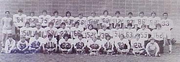 1976 Goose Egg Team