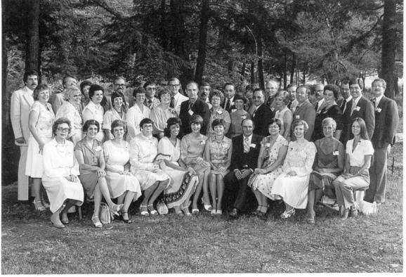 25TH CLASS REUNION JULY 18, 1981
