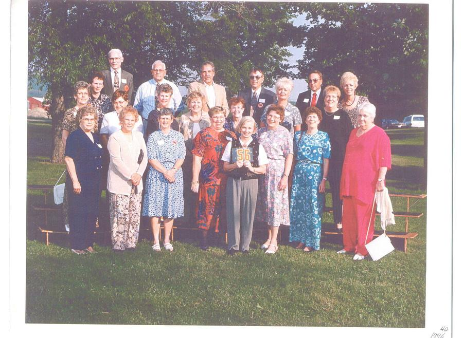40th Reunion, June 15, 1996