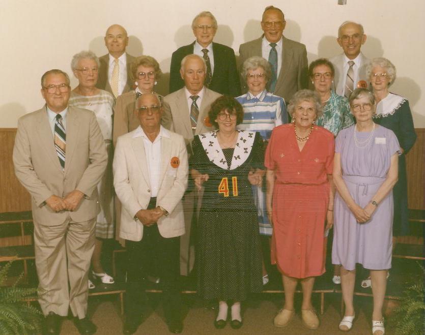 Class of 1941 #1