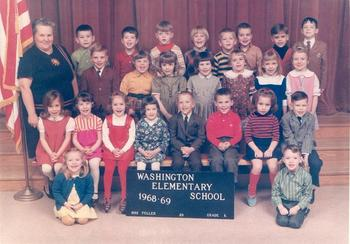 Kindergarten - Mrs. Fuller at Washington Elementar
