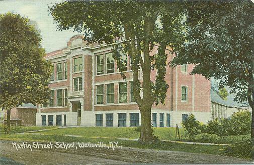 Martin Street School