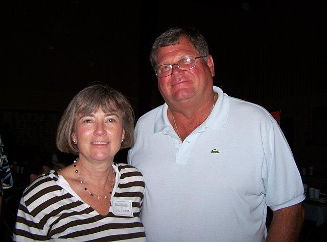 Susan Embser, Dan Harris
