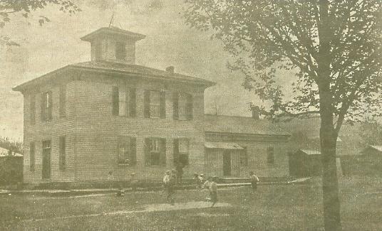 THE BROOKLYN SCHOOL pre 1897