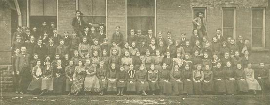 WHS at the turn of the twentieth century