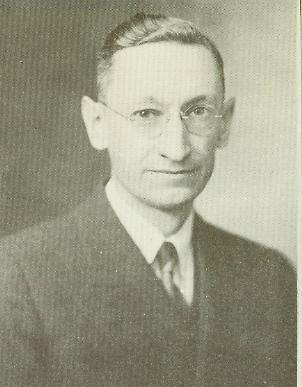 Wellsville High School Class of 1940 pg11 George F. Jammer Superintendent 1926 to 1943