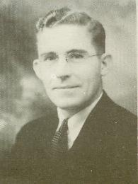 Wellsville High School Class of 1940 pg12 Duane H. Anderson Principal 1928 to1943