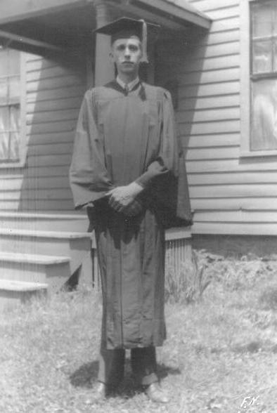 .Fred Norton's Senior Picture