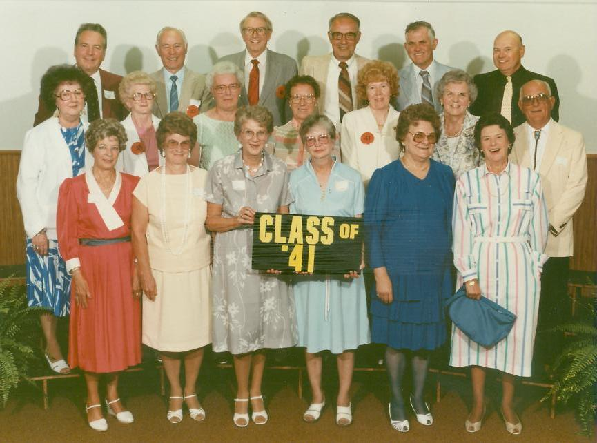 class of 1941 #2