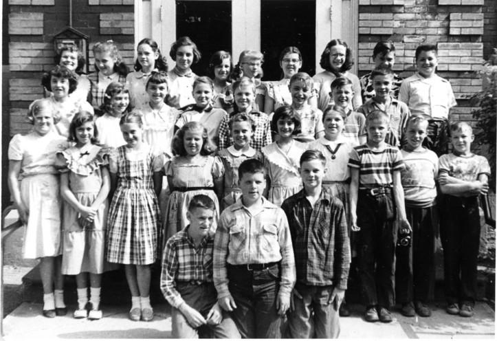 grade 6 1952