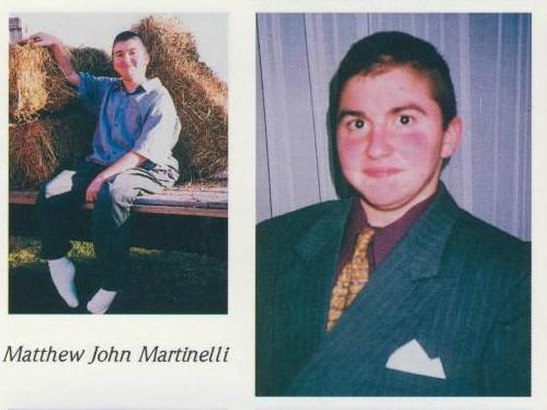 martinelli, matthew john