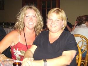 Anna and Lisa