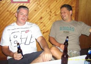 Brad and Doug