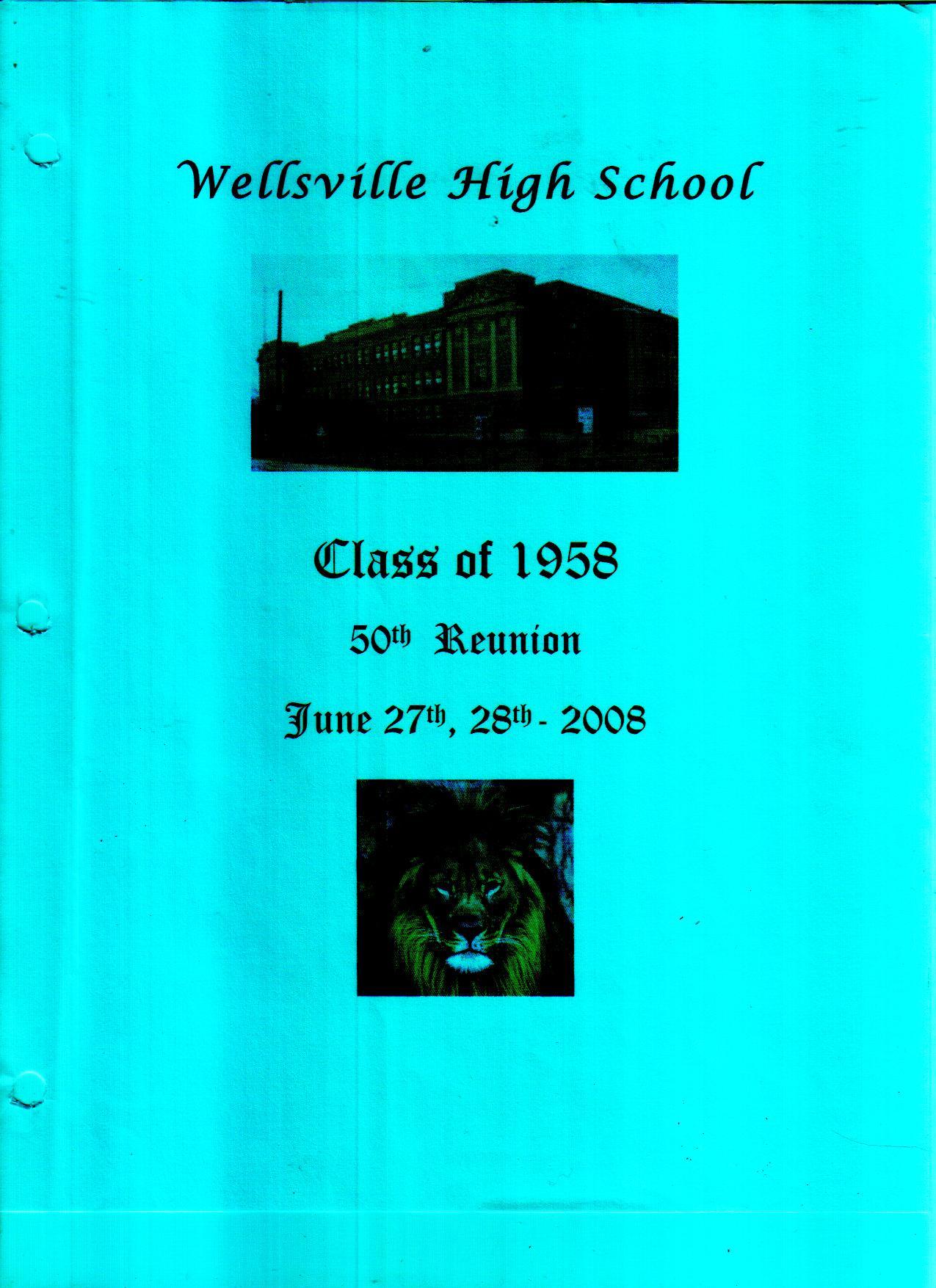 Class of 1958 book