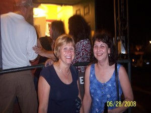 Gail and Lisa