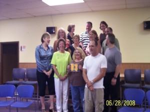 Jeanette, Loren, Angie, Lance, Bob