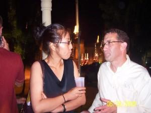 Kaori and Fred