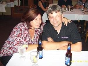 Lisa and Steve