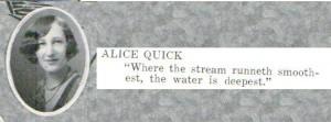 Alice Quick