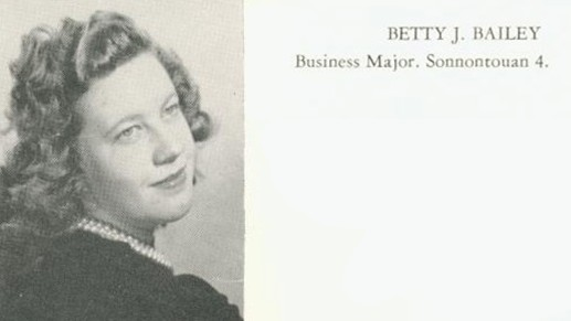 Betty Bailey-Palmer