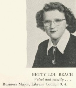 Betty Beach-Dieter