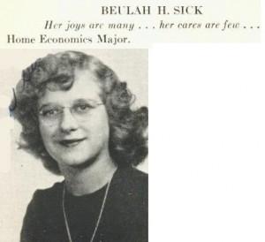 Beulah Sick-Broughton