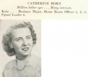 Catherine Horn-Tomah