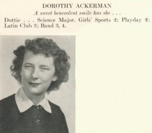 Delorthy Ackerman-Baker