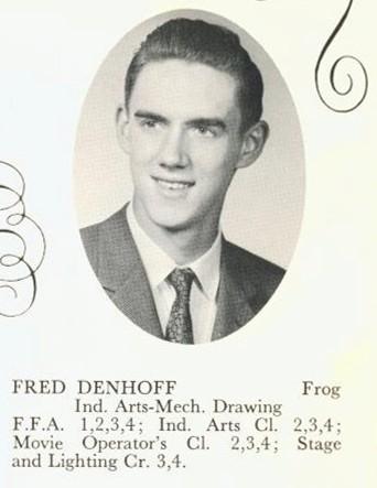 Denhoff, Fred