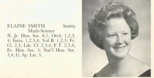 Elaine Smith 1967