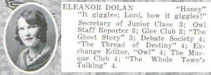 Eleanor Dolan