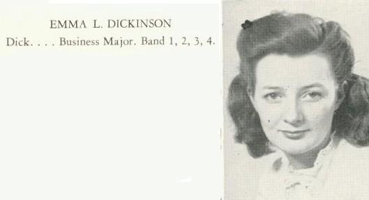 Emma Dickenson-Perkins