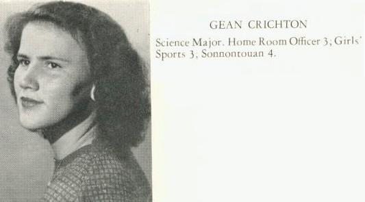 Gean Chrichton-Thurner
