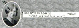 Gladys Baldwin
