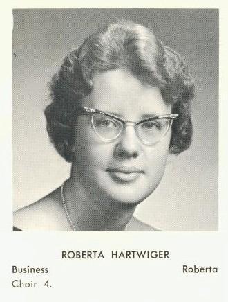 Hartwiger, Roberta