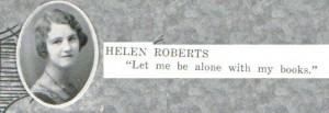 Helen Roberts