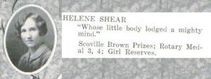 Helene Shear