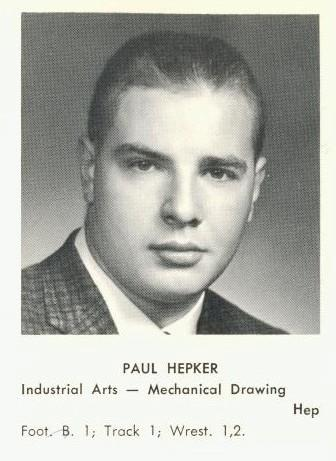 Hepker, Paul