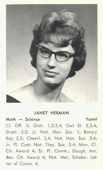Herman, Janet