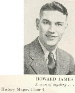 Howard James