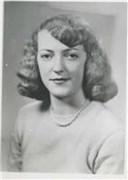 Joanne McDowell Cassady 1952