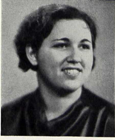 LEONA HADBA 1932 PHOTO