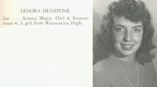 Lenora DUnstone-Johnson