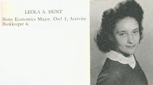 Leola Hunt-Haladay