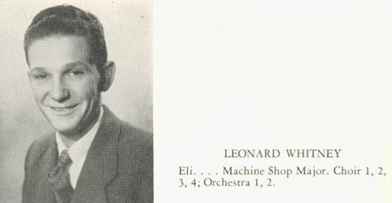 Leonard Whitney