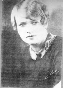 MARY CLARK 1924