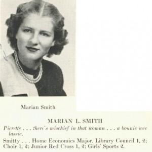 Marian Smith-Smith