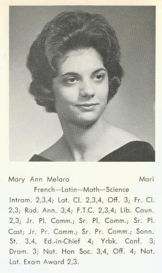 Melaro, Mary Ann